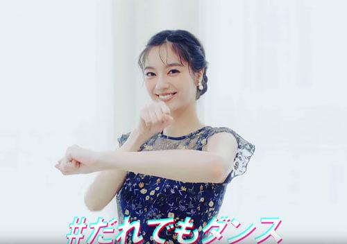au cm 女優 誰