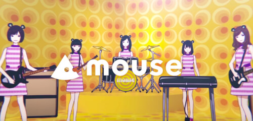 コンピューターマウスのCM5