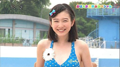 おはスタの岡本夏美