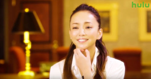 安室奈美恵のCM5