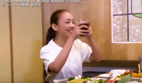 安室奈美恵のCM8