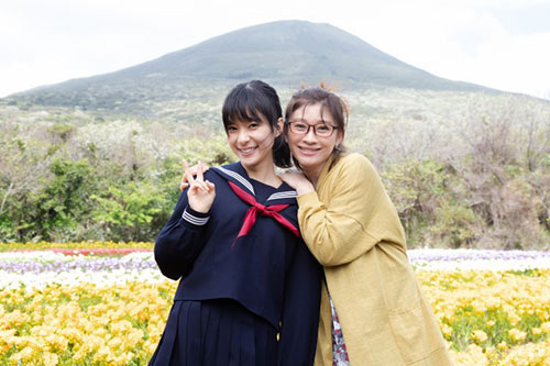 篠原涼子と芳根京子