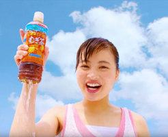 健康ミネラル麦茶のCM2