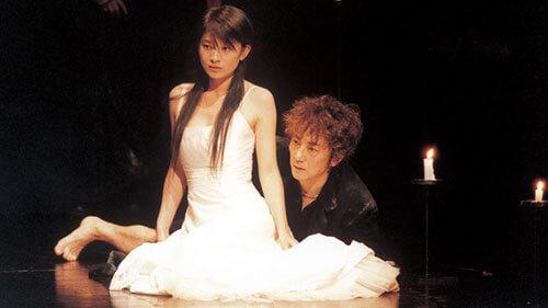 舞台ハムレット