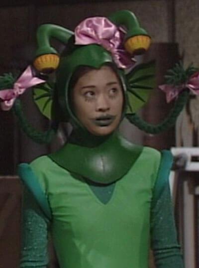 ごっつええ感じに出演する篠原涼子