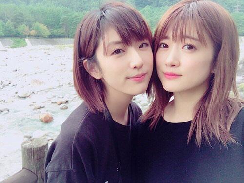 樋口日奈と樋口柚子